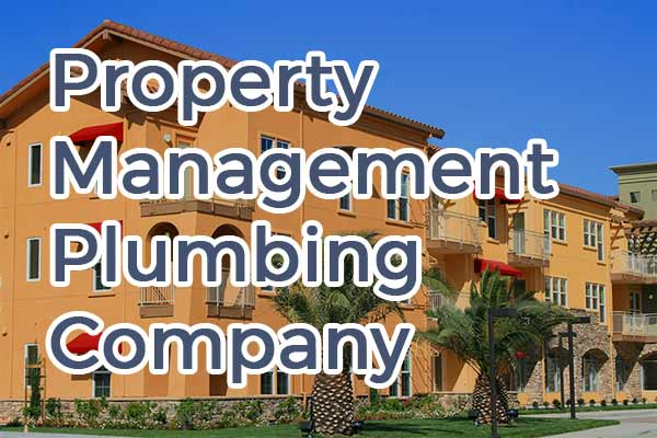 Property Management Plumber